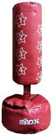 MADX Kids/Junior Boxing FREE STANDING Punch bag Set