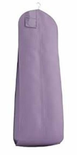 5 lavender Breathable Cloth Wedding Gown Dress Garment Bag