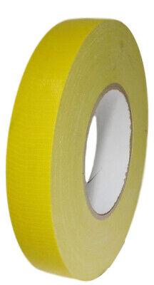 T.r.u. Industrial Duct Tape. Waterproof Uv Resistant Yellow 1 In X 60 Yd.