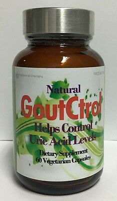 Fast Acting  Gout Relief Helps Control Uric Acid Levels Arthritic100  Natural