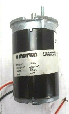 Motion Systems Linear Actuator Motor Pn 73465