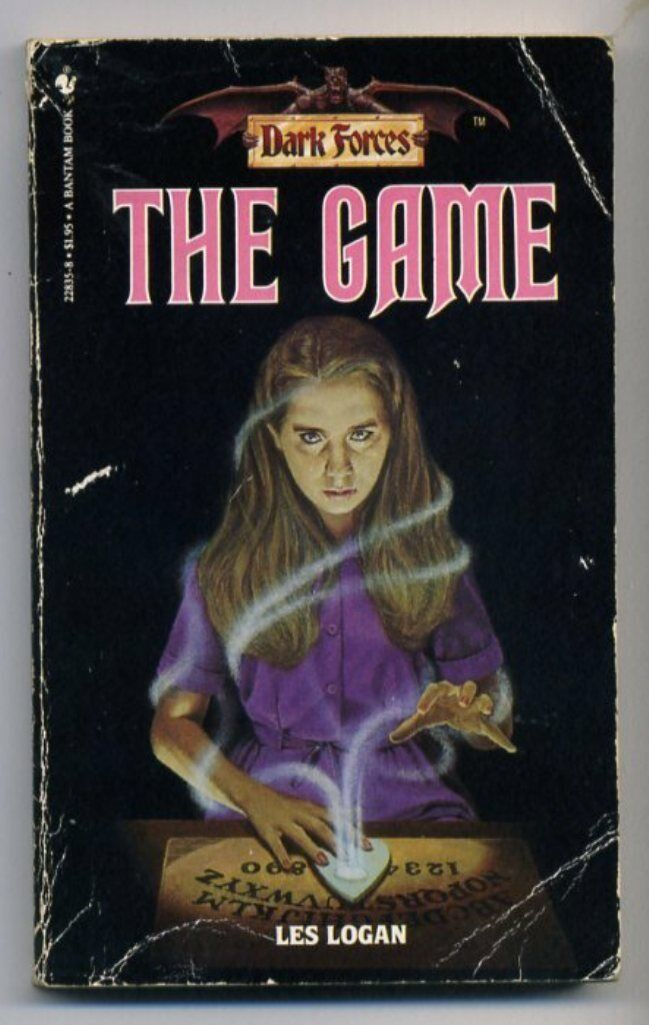 The Game By Les Logan Dark Forces Book Series. 1983 - $29.99