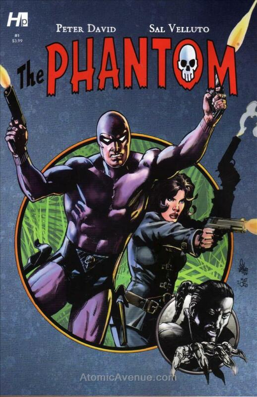Phantom, The (6th Series) #1 VF/NM; Hermes Press | save on shipping - details in