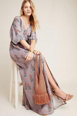 NWT Anthropologie Sachin & Babi Isolde Sequined Maxi Dress - Size 0