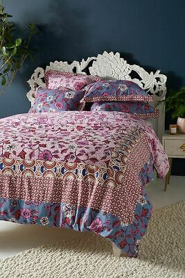 STUNNING ANTHROPOLOGIE ZOLA DUVET COVER - KINGSIZE - DISCONTINUED