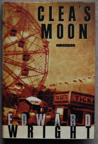 Edward Wright - Clea's Moon, gebunden, neuwertig