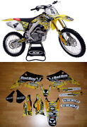 Suzuki 250 Dirt Bike