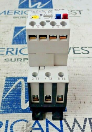 EATON C440A1A045SF1 OVERLOAD RELAY  9-45 AMPS USED