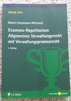 Inkl. Porto Uerpmann-Wittzack Allgemeines Verwaltungsrecht Unirep Rheinland-Pfalz - Rodalben Vorschau