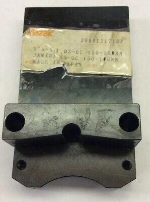 Mazak 39881217122 Jaw D D3-qc 150-100mm Machinist Cnc Lathe Metalworking