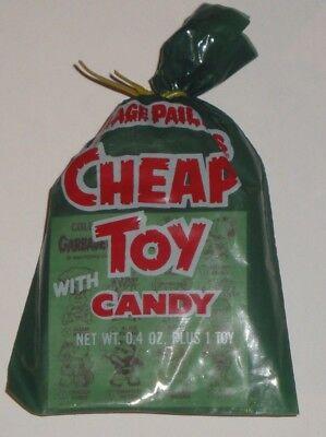 1986 GARBAGE PAIL KIDS Cheap Toys New Sealed Bag w/ random figure