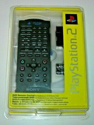 Mando a distancia DVD remote control PlayStation 2 PAL modelo SCPH-10172