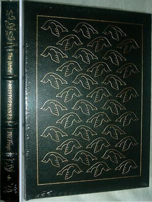 THE BIRDS - THE FROGS by Aristophanes Easton Press 100 Greatest Books New Sealed