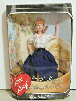 LUCY~COLLECTABLE DOLL~I LOVE LUCY ~LUCY'S ITALIAN MOVIE~EPISODE 150