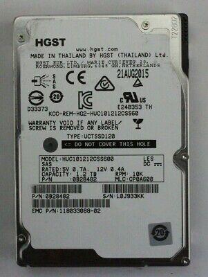 HGST Ultrastar 2.5