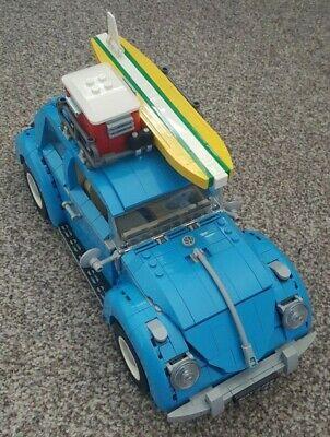 Lego 10252 Creator Expert Volkswagen Beetle - 100% Complete + Genuine