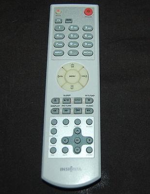 Insignia DVD TV Fernbedienung Modell KK-Y295J für NS14FCT Getestet Works EUC (Insignia Dvd Tv)