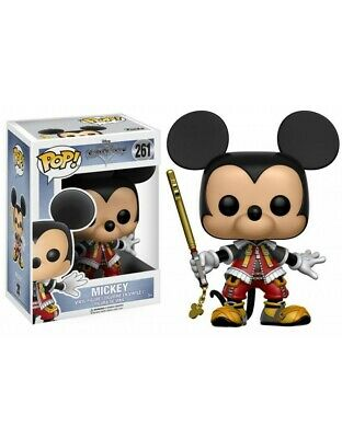 Funko POP! Disney: Disney Kingdom Hearts: Mickey