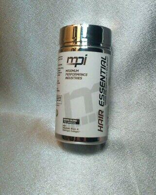 MPI Hair Essential Hair Regrowth Blend 60 Caps Follicle Energizer Hair Follicle Regrowth