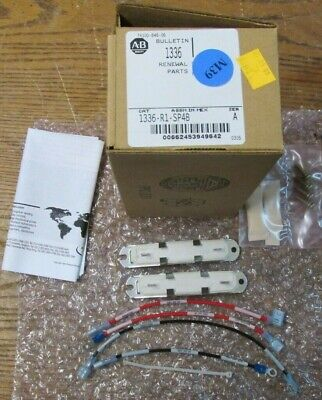Rockwell-allen Bradley (NEW NOS Rockwell Allen Bradley 1336-R1-SP4B F Frame Snubber Resistor Series A)