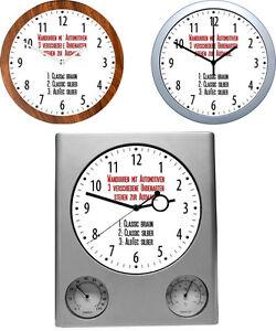 Reloj-de-pared-con-coche-Motivo-MARCA-P-PARTE-2-2-3-Varios-modelos-Vehiculo