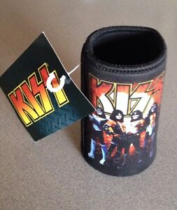 Kiss-DESTROYER-Stubby-Holder-Cooler-Can-Hard-To-Find-Limited-Stock