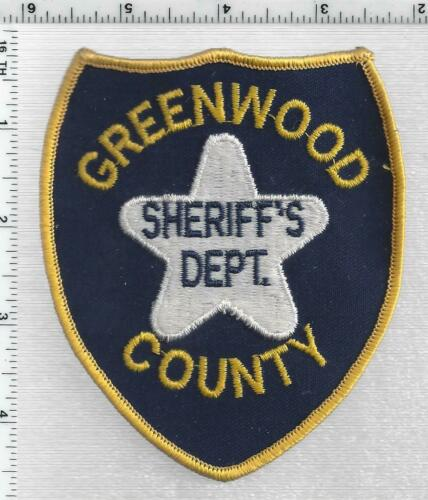 Greenwood County Sheriff