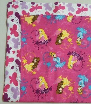Baby Receiving Crib Blanket  Disney Princesses Flannel Belle Cinderella - Disney Princesses Baby
