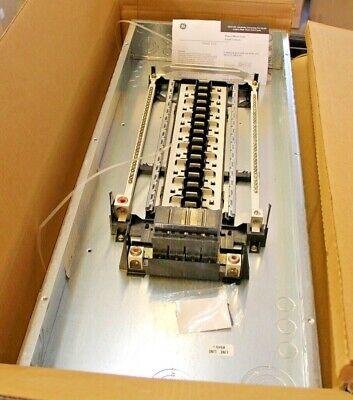 Ge 200-amp 32-space 40-circuit Copper-bus Home Indoor Main-breaker-box Panel New