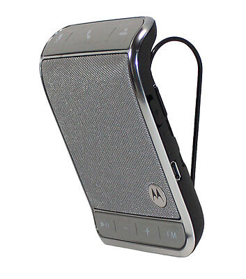 New Motorola Roadster 2 TZ710 Bluetooth Car Kit Speakerphone Text TZ 710