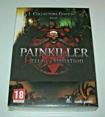 Painkiller Hell Damnation Collectors Edition PC (edición española precintado)