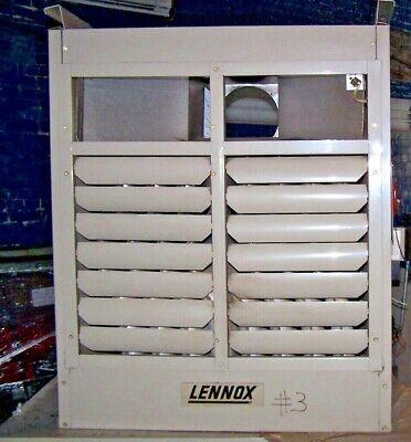 Lennox Lf20e-220a-2 Natural Gas Heater Unit 220.000 Btuh Gas Unit Heater