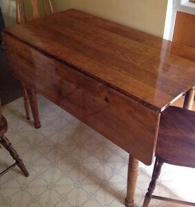Bass River Drop Leaf Table