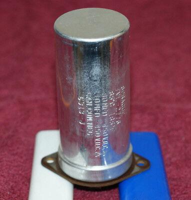 SPRAGUE 450V 10+80uF Kondensator Elko für Röhrenverstärker 35mm 80mm 35 Uf-kondensator 450v