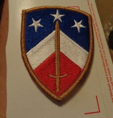 *NEW  ARMY PATCH,**230TH SUSTAINMENT BDE ,COLOR