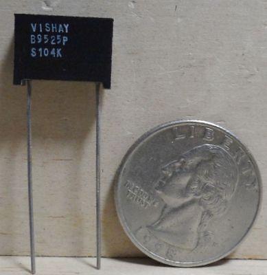 Vishay B9525p S104k 32k768 0.01 High Precision Foil Resistor