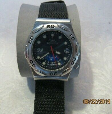 SUPER COOL Tide Watch - Quicksilver QST800 LOT W11