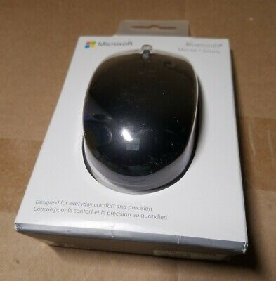 Microsoft Bluetooth Mouse / Black / New / RJN-00001 / Free Shipping