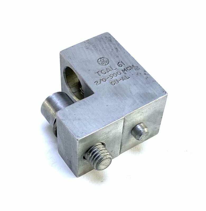 General Electric TCAL61 2/0-500MCM CU-AL Lug (Single) w/Bolt