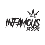 Infamous Designs Apparel