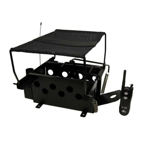 D.T. Systems BL509 Remote Bird Launcher for Quail and Pigeon Size Birds Black