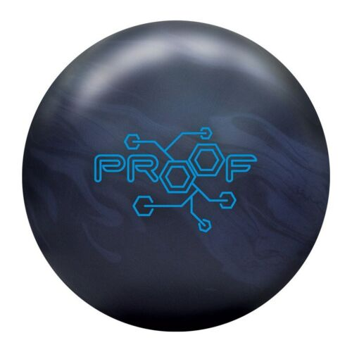 15lb Track Proof Solid Bowling Ball NEW!