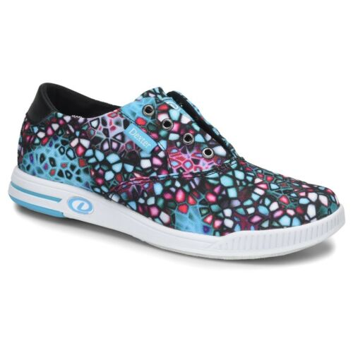 Dexter Kerrie Black/Multi Womens Bowling Shoes