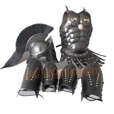 Halloween Mask Costumes Cosplay Men Props Party dress fancy Leonidas Helmet - Leonidas Kostüm Halloween