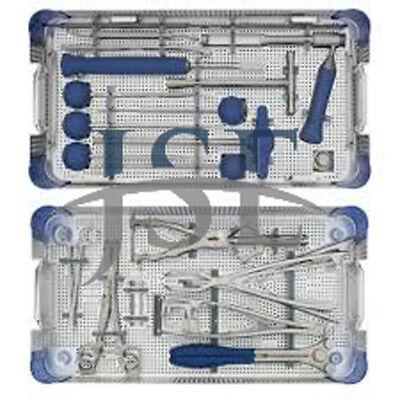 Pedicle Screw Spine Instruments Set