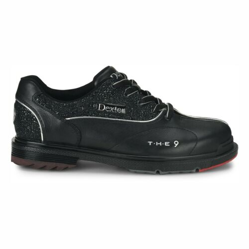 Dexter The 9 Black Jewel Womens Interchangeable Bowling Shoes