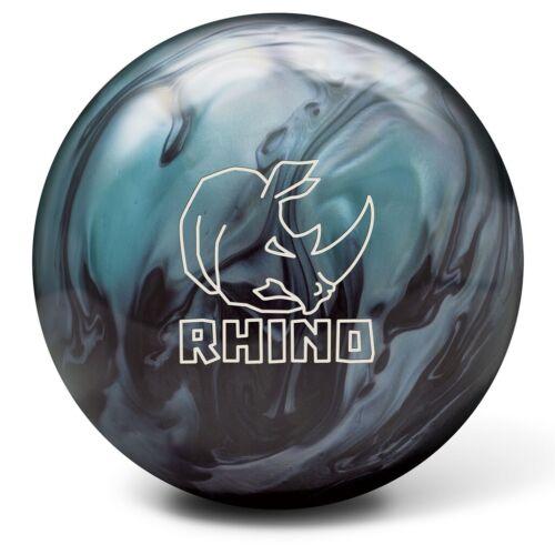 Brunswick Rhino Metallic Blue/Black Bowling Ball