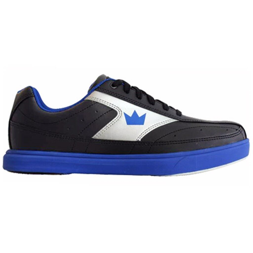 Купить Brunswick Renegade Black Blue Mens Bowling Shoes на eBay.com ... 84f142b514c