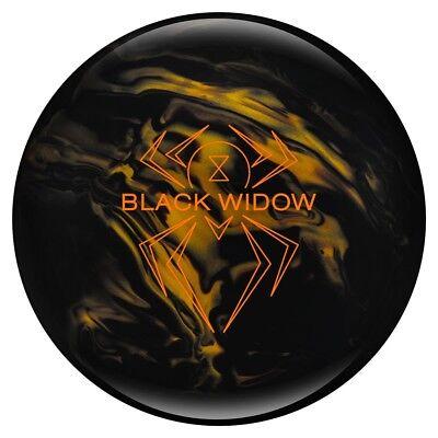 14lb Hammer Black Widow Black Gold Bowling Ball NEW!