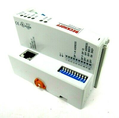 Used Beckhoff Bk9000 Ethernet Coupler